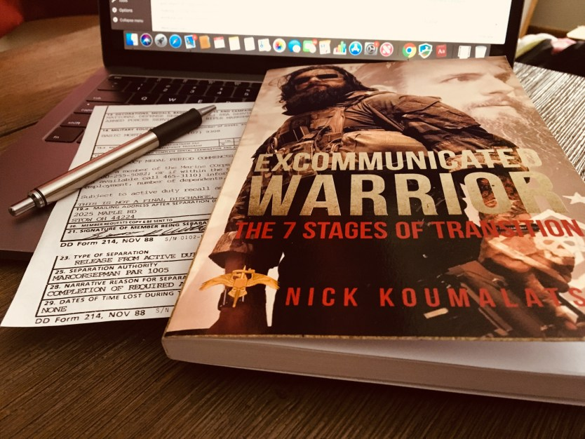 My Thoughts on the new 'Excommunicated Warrior' Book