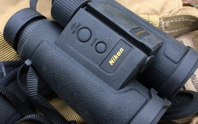 Nikon LaserForce Bino's/Rangefinder: Efficiency in motion