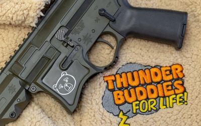 "The Seekins Precision ""Thunder Buddy"" Rifle"