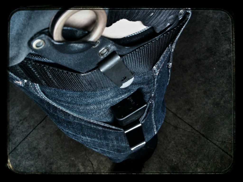 ZZZ Custom Works | Inside The Waistband concealed carry magazine pouch