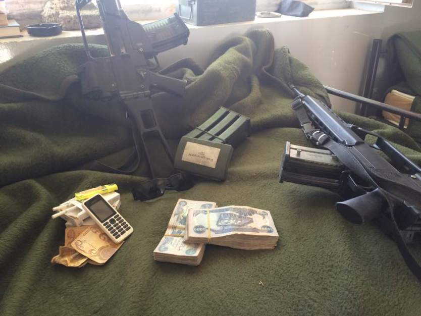 Everyday Carry for life in a Conflict Zone
