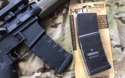 Built for Abuse: Extreme Duty AR Magazines from MFT