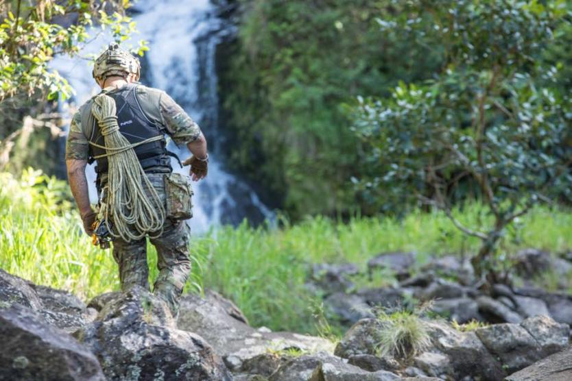 Marine Corps Jungle Warfare Gear
