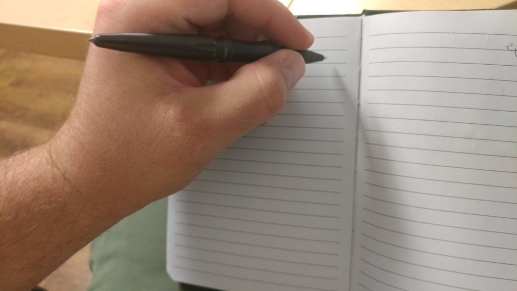 5 Reasons Why I Always Have A Notebook