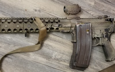 Photo of the day: A Contractors go-to Carbine