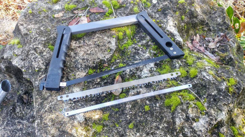The Pack-Saw from Outdoor Edge: A portable bow saw for the outdoorsman