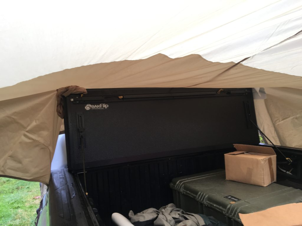 Slumberjack's Roadhouse Tarp: Shade and Shelter for Vehicular Adventure