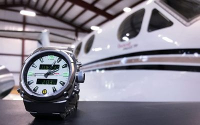 Precision Timepiece | MTM Air Stryk II | Special Ops Watch