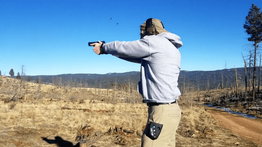 Concealed Carry Drills: The Glock 19 Bill Drill
