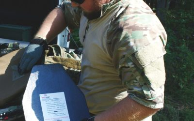 Photo of the day: Deployment workup's and gear
