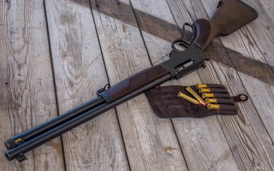 Henry 45-70 Lever Action Rifle