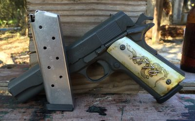 Wicked Grips 1911 Magazine