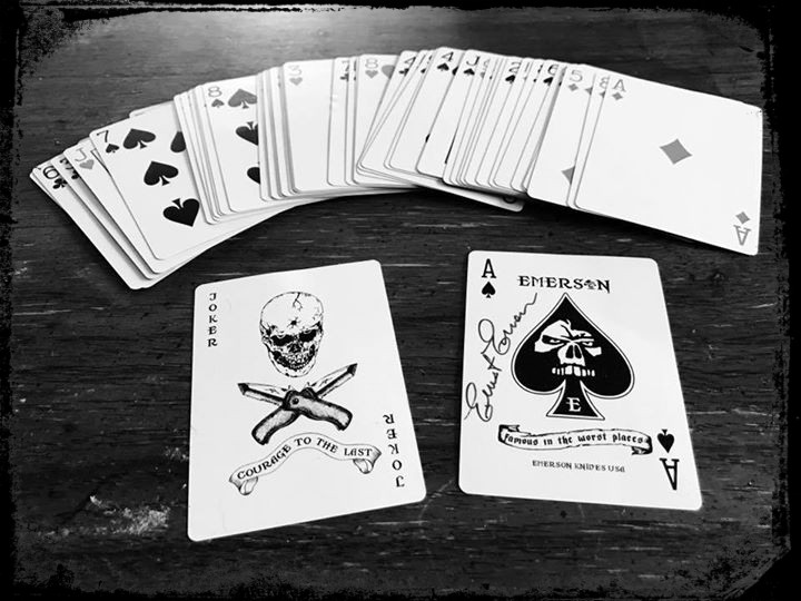 Change up your workout by using a deck of cards
