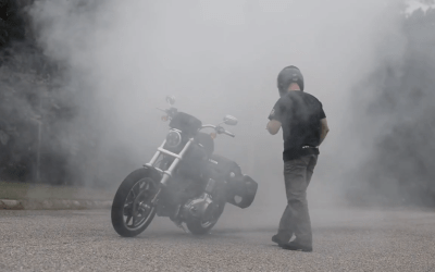 Kyle Defoor talks about his custom Harley Davidson DYNA FXDL Lowrider