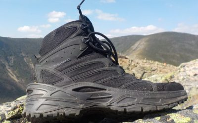 Cross Any Terrain with Lowa footwear