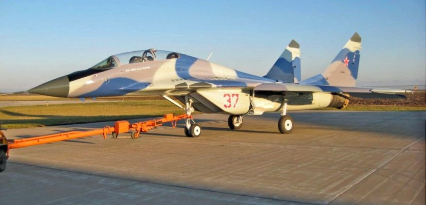 The gift for the guy that has everything? Florida firm puts Mig-29 up for sale
