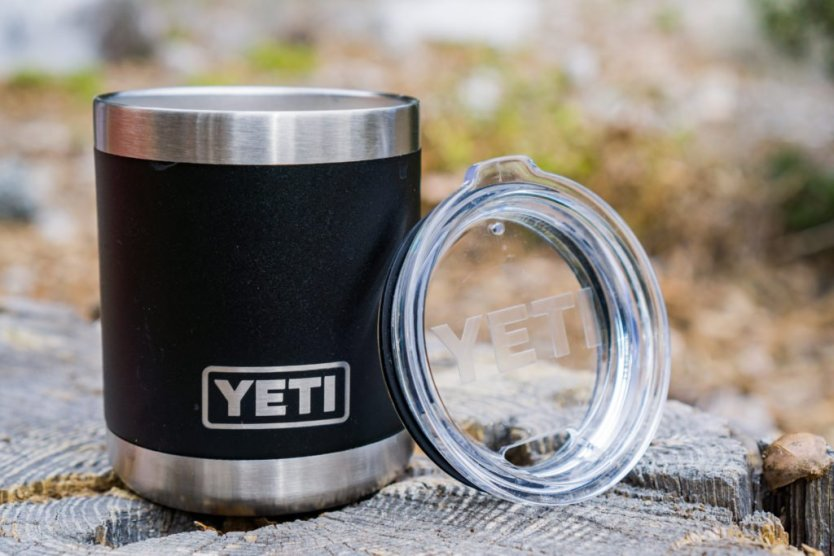 Yeti Rambler Lowball: The best campfire companion a man can ask for