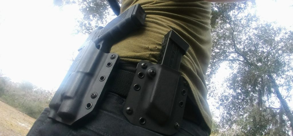 The Cinturon Belt from Bravo Concealment