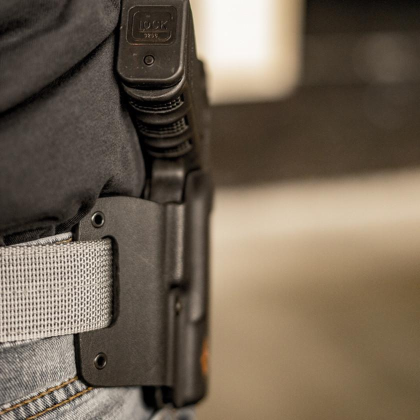 Tenicor ARX Holster: A Strong Fortress for Your Pistol