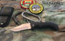 Gerber Gator Clip Point Folding Knife: Field tested in the Marine Corps
