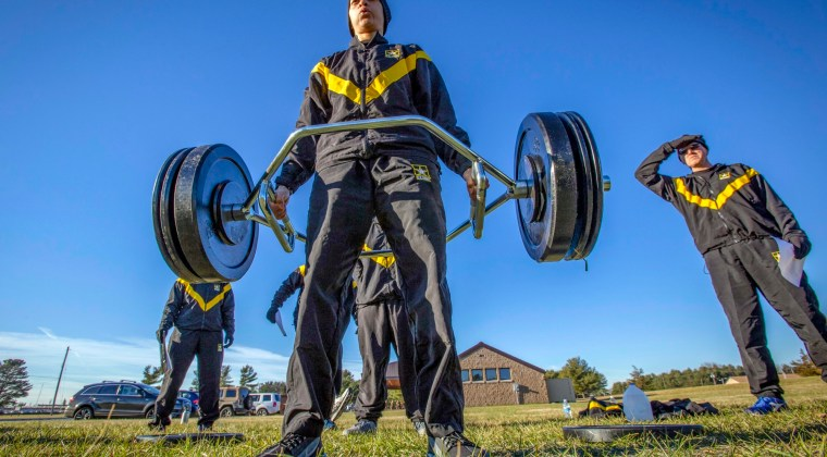 The Army has a new physical training test, and these are the fittest soldiers
