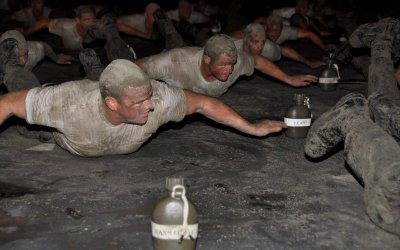 Naval Special Warfare Fitness Training Tips