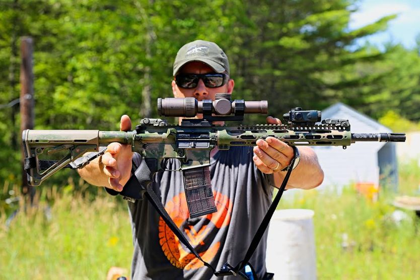 AMTAC Shooting: The Best All Around Rifle, The Hybrid Carbine