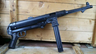 9mm MP-40 Grease Gun available in the USA!
