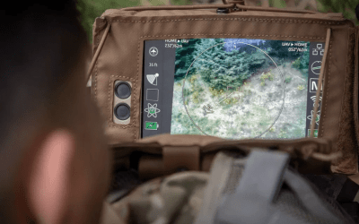 The pocket drones destined to revolutionize military operations