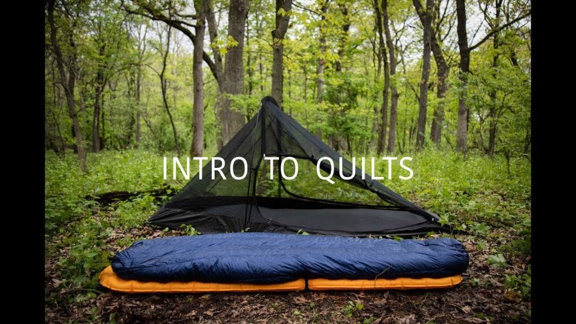 Enlightened Equipment on backpacking quilts vs. sleeping bags