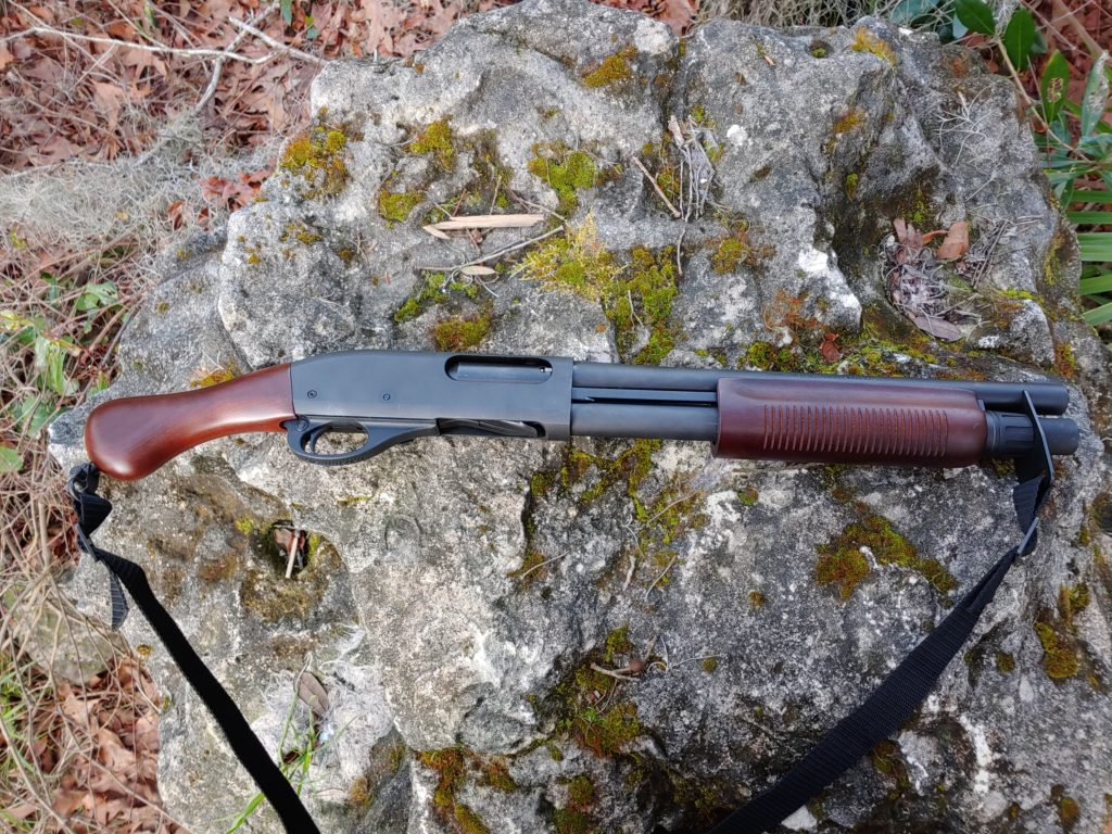 The Remington TAC 14 Hardwood: Old School Cool