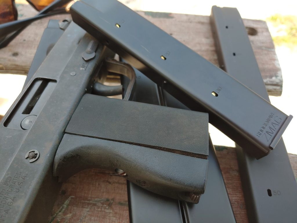 Shockwave's ZMAGs: Liven up Your M11/9