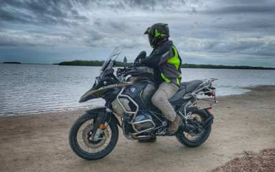 Photo of the day: BMW 1250GS Adventure Motorcycle