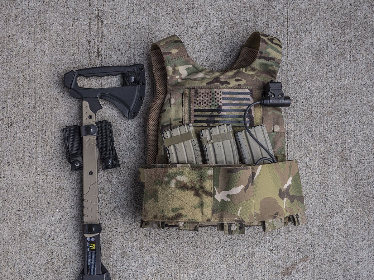 Gerber Downrange Tomahawk: A simple, effective and dependable breaching tool