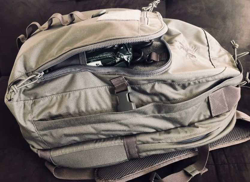 The Griff Pack from Grey Ghost Gear: Subtle and bad to the bone