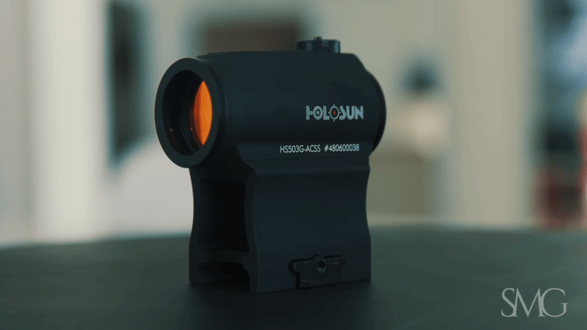 Holosun HS503G Red Dot ACSS: Great Performance, Reasonable Price Pain