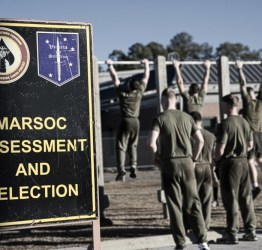 Marine MARSOC Critical Skills Operator (CSO) selection outline