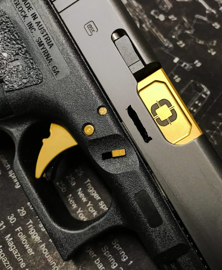Upgrading the Glock 19: Shadow Systems Match Barrel