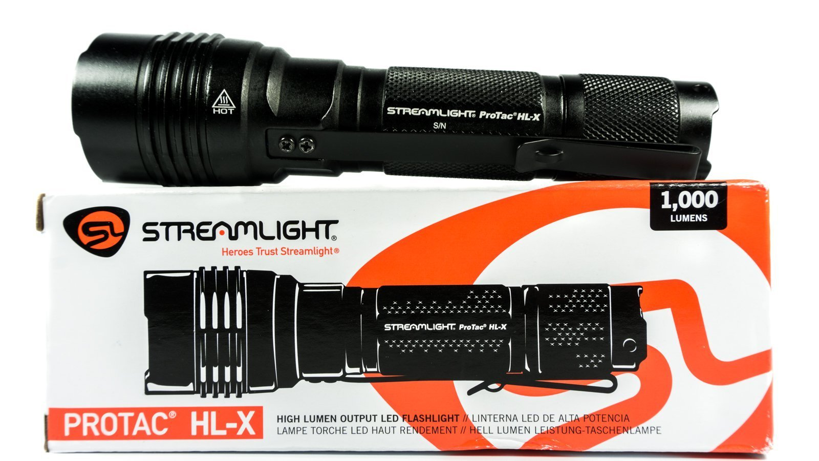 Loadout Flashlight The Hl XA 000 Protac Streamlight 1 Lumen Edc dxCBoer