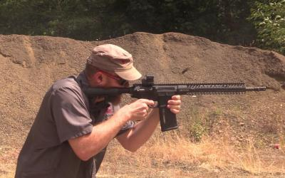 """Stag 10S .308 Battle Rifle: a Little More """"Boom"""" Than """"Pew"""""""