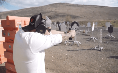 Navy SEAL shoots with Taran Tactical: Gun setup and shooting techniques for competition