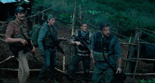 Triple Frontier, An Action-Packed, Thriller About SOF Guys on the Edge