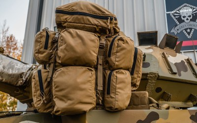Grey Ghost Gear Debuts Magnificent BAR-5200 Modern Ruck