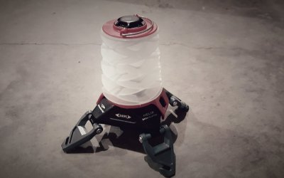 Princeton Tec Helix backcountry LED lantern