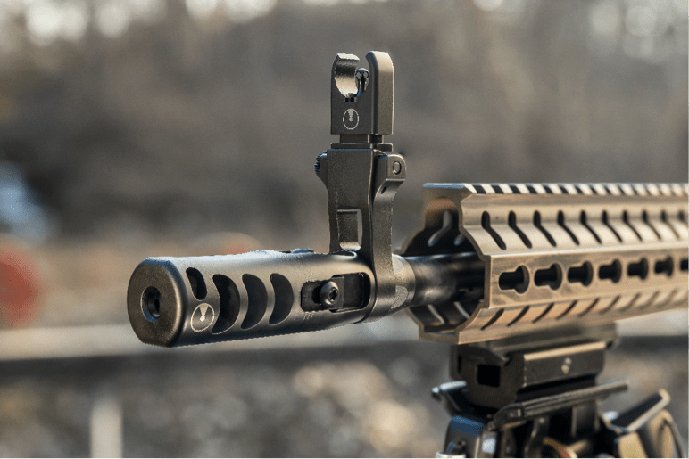 Ultradyne Announces Tunable X1 Muzzle Brake Available in .223 Rem / 5.56mm