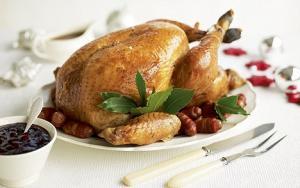 alternative Xmas Turkey