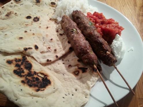 greek turkey kebabs