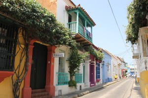 The Colombian Diaries (3/5): Cartagena