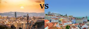 Barcelona Vs Lisbon: which city wins the title of best summer destination?