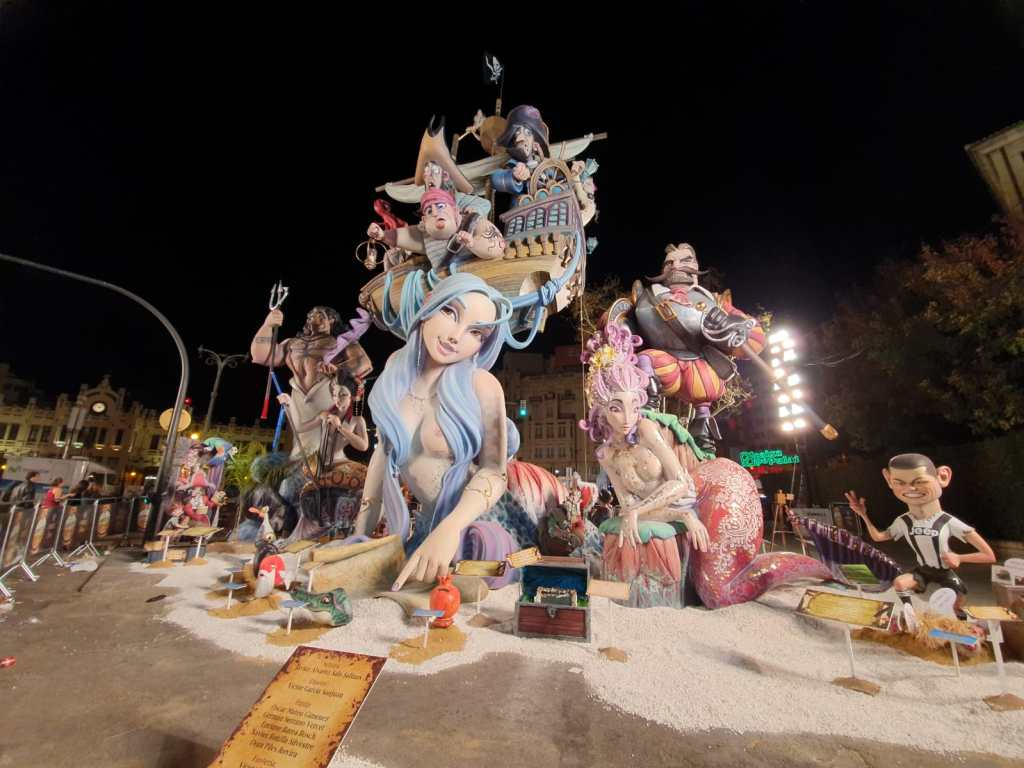 The history and background of Las Fallas